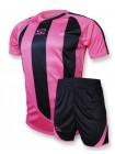 купить Футбольная форма Europaw 1001 розово-черная