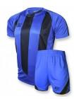 купить Детская футбольная форма Europaw 1001 сине-черная