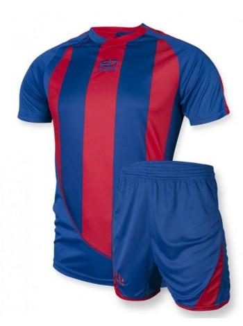 купить Футбольная форма Europaw 1001 сине-красная