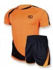 купить Футбольная форма Europaw 1002 оранжево-черная