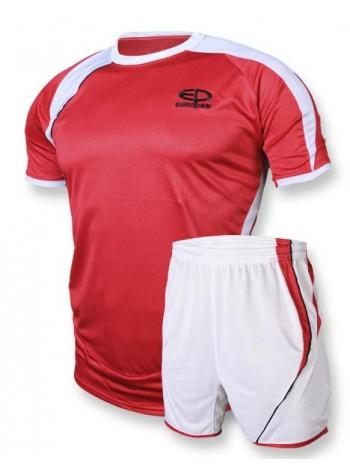 купить Футбольная форма Europaw 1003 красно-белая