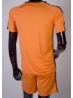 купить Детская футбольная форма Europaw 1009 оранжево-черная