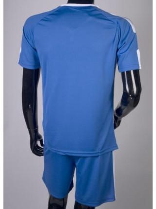 Футбольная форма Europaw 1009 сине-белая