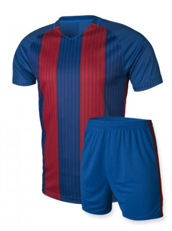 купить Футбольная форма Europaw 1012 сине-красная