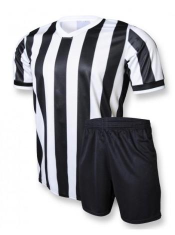 купить Футбольная форма Europaw club черно-белая