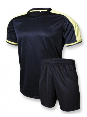 купить Футбольная форма Europaw club черно-желтая