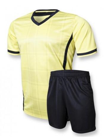 купить Футбольная форма Europaw club желто-черная