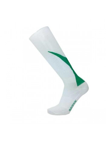 купить Детские футбольные гетры Europaw бело-зеленые