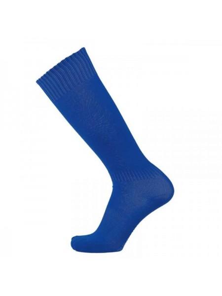 Детские футбольные гетры Europaw синие