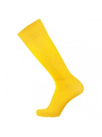 купить Детские футбольные гетры Europaw желтые