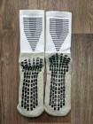 купить Футбольные носки тренировочные ZhongXinQiu длинные белые