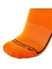 купить Футбольные гетры Europaw ярко-оранжевые с трикотажным носком