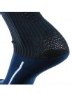 купить Футбольные гетры Europaw темно-синие с трикотажным носком