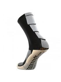 Футбольные тренировочные носки Europaw длинные черные