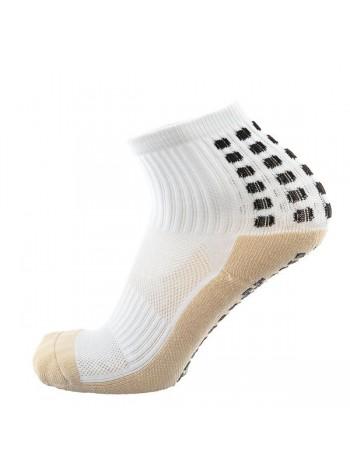 купить Футбольные тренировочные носки Europaw короткие белые