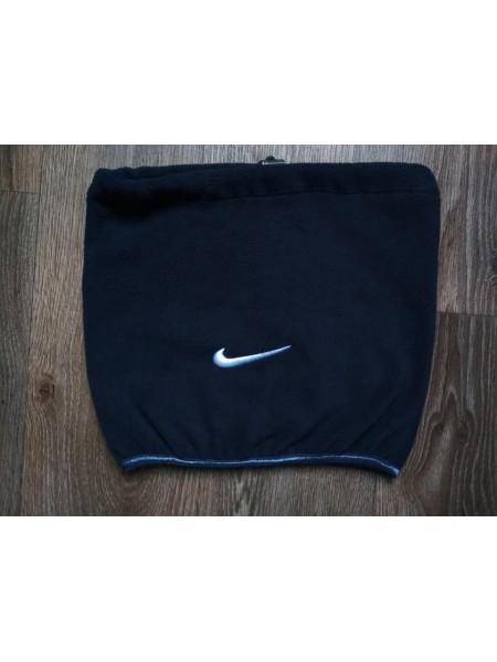 Горловик Nike утепленный темно-синий