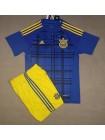 купить Футбольная форма национальной сборной Украина выездная 2017 желтые шорты
