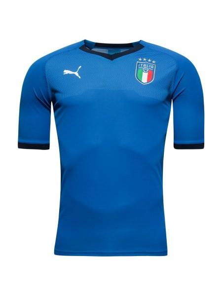 Футбольная форма национальной сборной Италия домашняя 2018