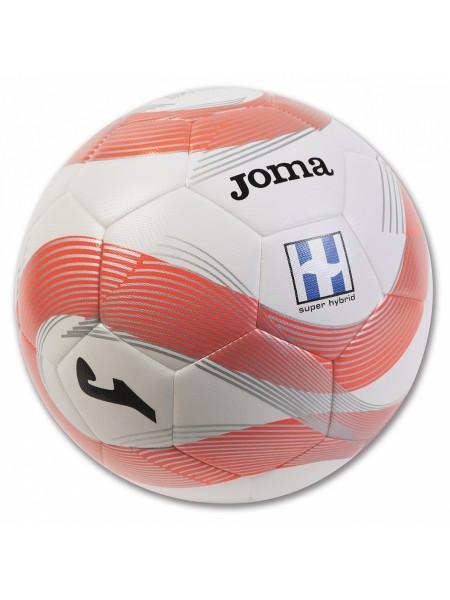 Мяч футбольный Joma SUPER HYBRID TALLA 4 400197.040 размер 4