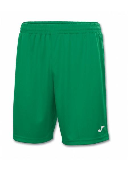 Шорты Joma NOBEL 100053.450 зеленые