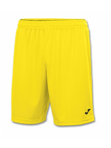 Шорты Joma NOBEL 100053.900 желтые