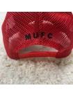 купить Кепка 19-20 Манчестер Юнайтед с сеточкой красная