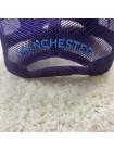 купить Кепка 19-20 Манчестер Сити с сеточкой фиолетовая