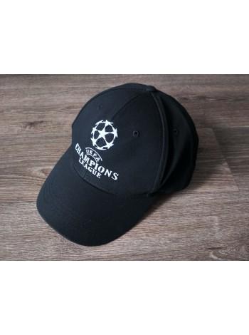 купить Кепка Лига Чемпионов черная 19-20