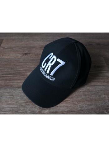 купить Кепка Криштиану Роналду CR7 черная 19-20