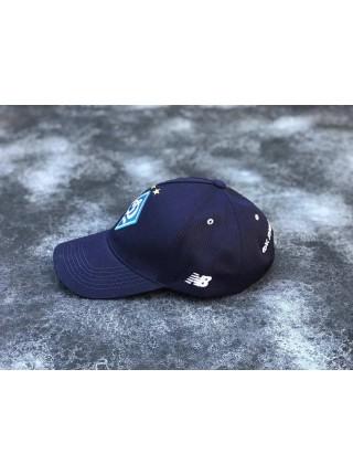 Кепка / Бейсболка Диномо темно-синяя 2020