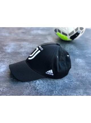 Кепка / Бейсболка Ювентус черная 2020