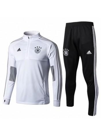 купить Тренировочный костюм Германия белый 2018-2019