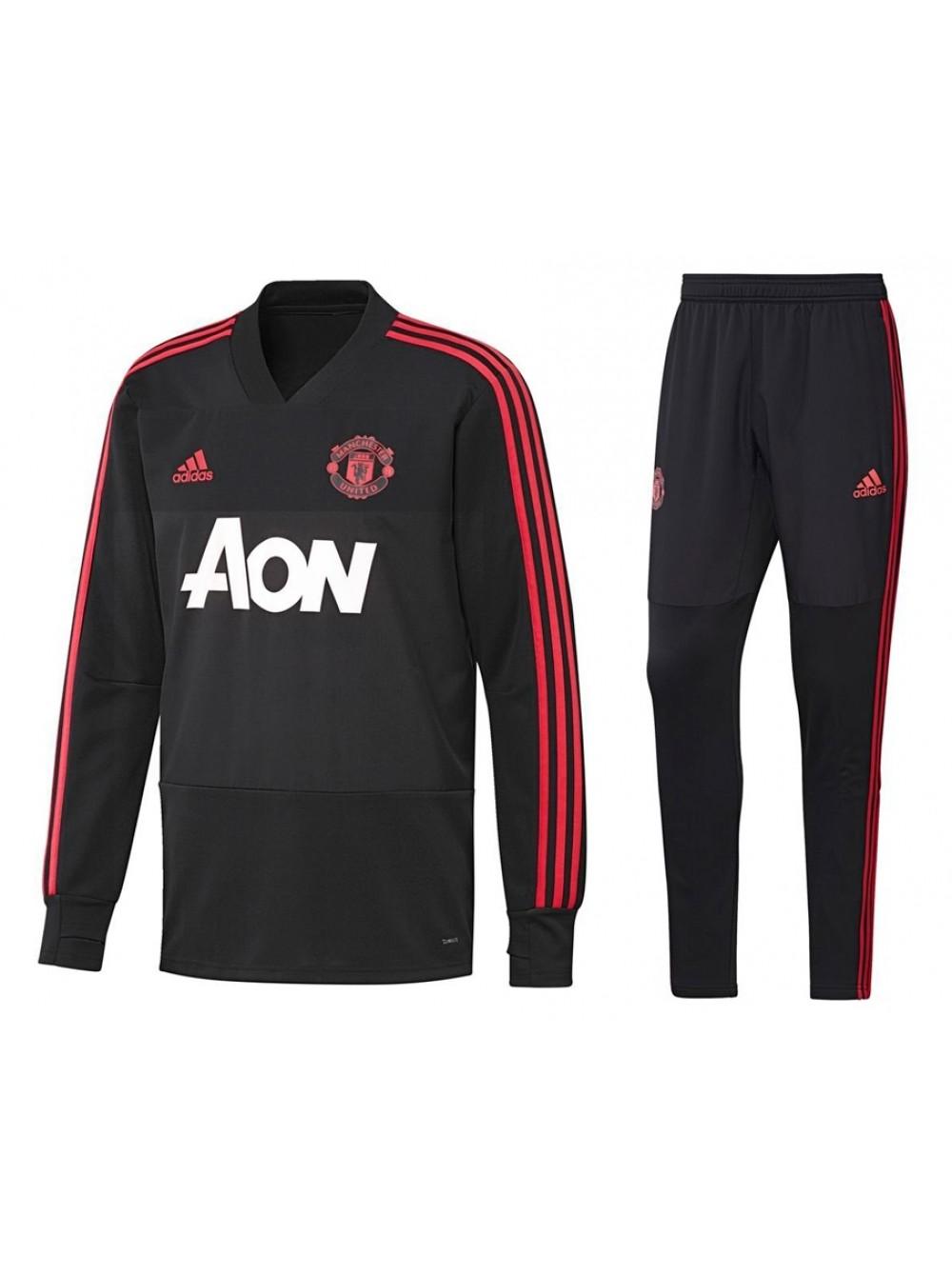 Манчестер юнайтед тренировочная одежда