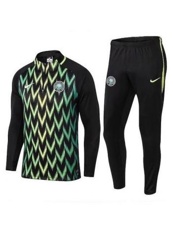 купить Тренировочный костюм Нигерия черный 2018-2019