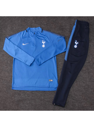 Тренировочный костюм Тоттенхэм синий 2017-2018