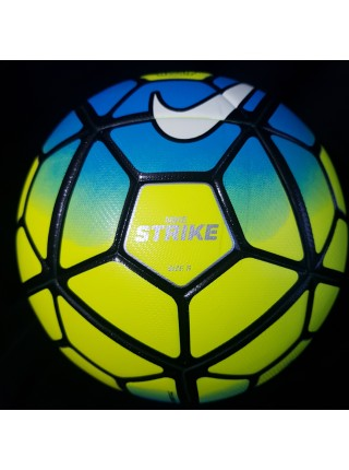 Футбольный мяч АПЛ сине-желтый