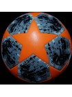 купить Футбольный мяч Лиги Чемпионов  2019-2020 черно-оранжевый