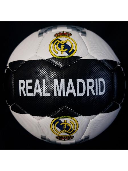 Футбольный мяч Реал Мадрид черный