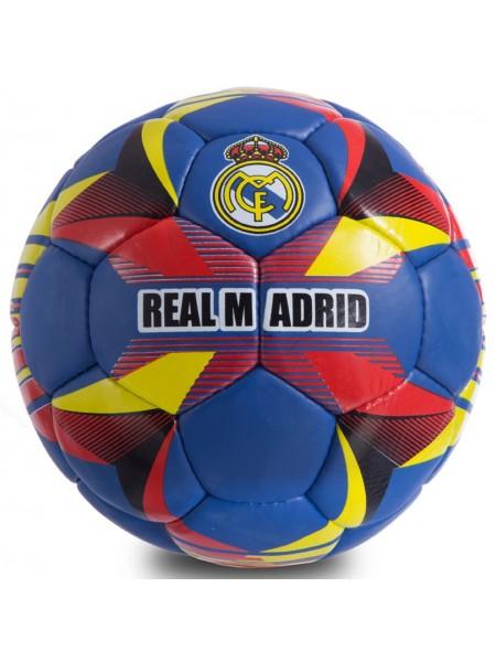 Футбольный мяч Реал Мадрид сине-красный