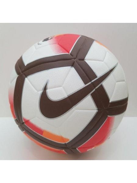 Футбольный мяч АПЛ бело-красный 2017-2018