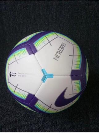 Футбольный мяч АПЛ фиолетовый 2018-2019