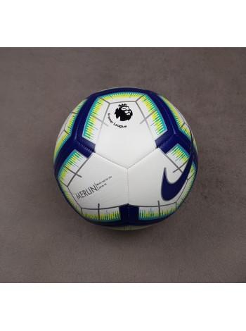 купить Футбольный мяч АПЛ синий 2018-2019