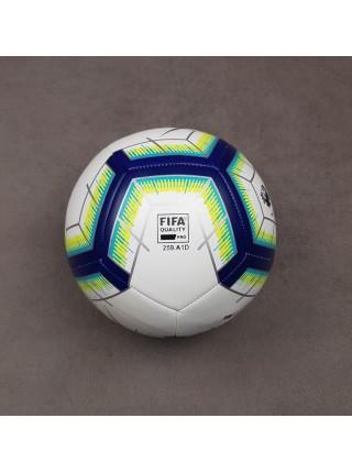 Футбольный мяч АПЛ синий 2018-2019