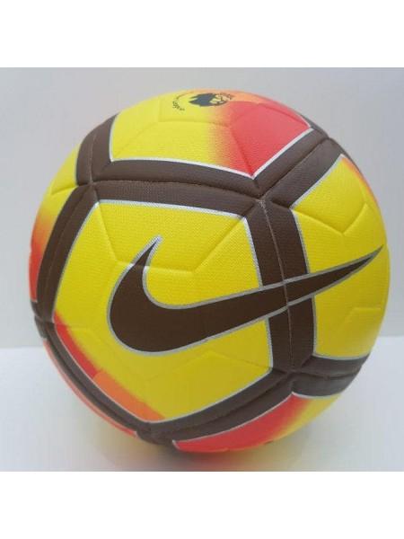 Футбольный мяч АПЛ желто-красный 2017-2018