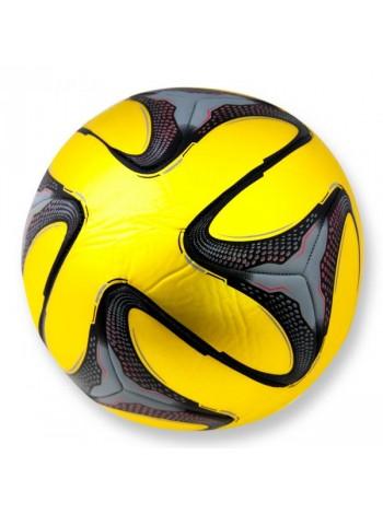 купить Футбольный мяч Brazuca прошитый золотой
