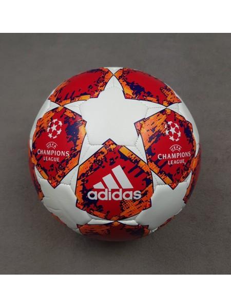 Футбольный мяч Лиги Чемпионов 2018-2019 красный