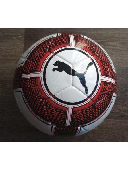 Профессиональный мяч футбольный Puma EvoPower 5.3 FIFA (Оригинал) бело-красный
