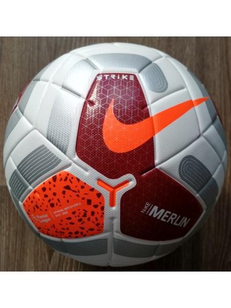 Футбольный мяч АПЛ белый 2019-2020
