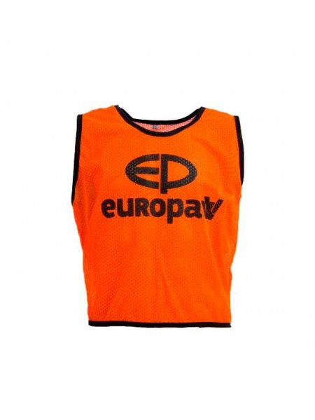 Манишка Europaw logo 3/4 оранжевая