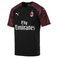 Футбольная форма Милан резервная 2018-2019